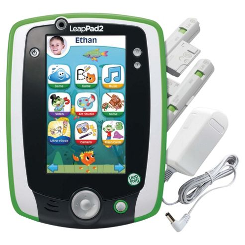 LeapFrog LeapPad 2 Power - Green