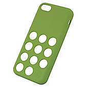 Tortoise™ Soft Protective Case, iPhone 5C. Green.