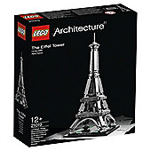 LEGO  Architecture The Eiffel Tower 21019