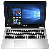 "Asus X555 15.6"" Laptop Intel Core i3 4G 1TB Black, Win 10"