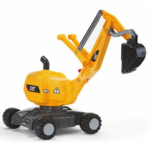 Rolly CAT Mobile 360 Degree Excavator
