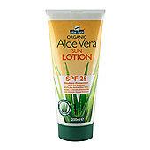 Aloe Pura SPF 25 Aloe Vera Lotion