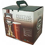 Festival 40 pint home brew beer kit - Old Suffolk Strong Ale