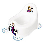 Disney Frozen Steady Potty - White