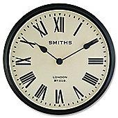 Roger Lascelles Clocks Smiths Wall Clock