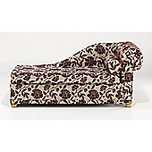 Highgrove Sofabed - Mulberry Bloom