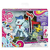 My Little Pony Winning Kick Rainbow Dash Poseable Figure