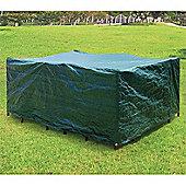 BillyOh Deluxe PE Rectangular Table Set Cover - 1.45m Rectangular Cover