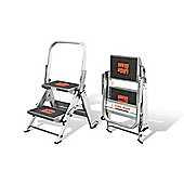 Heavy Duty 2 Tread Little Giant Safety Step Ladder