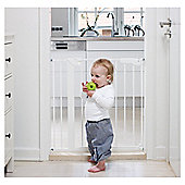 Babydan Danamic Safety Stair Gate Pressure White