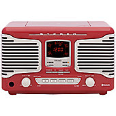 TEAC SLD800BT Wireless Music Streamer (Red)