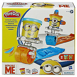 Play-Doh Mould And Race Minions