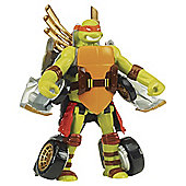 Turtles Mutations Deluxe Figures - Turtle to Vehicle - Mike