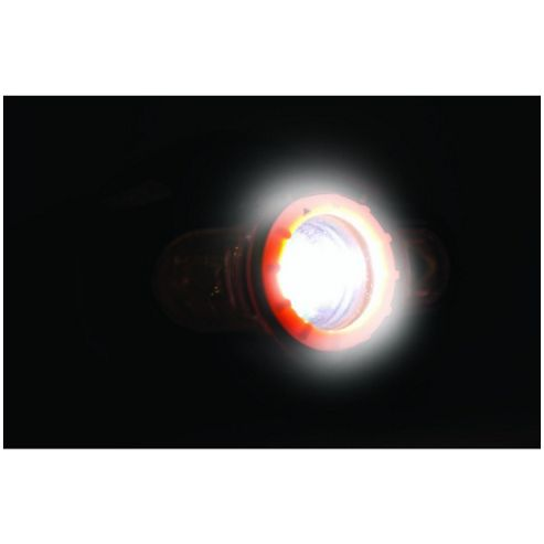 Tri Colour LED Headlight