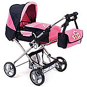 Chic Toys - Traveller 3 Way Combi Pram