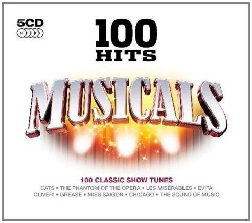 100 Hits - Musicals