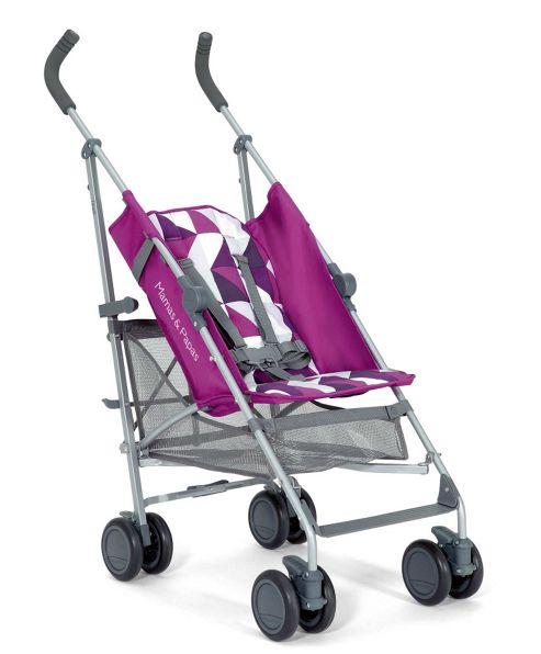 Mamas & Papas Buggy Trek, Pink