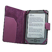 iTALKonline PadWear Purple Executive Wallet Case - Amazon Kindle 4