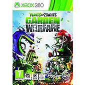 Plants Vs Zombies Garden Warfare - Xbox-360