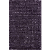 Hill & Co Jubilee Purple Stripe Rug - Runner 240cm x 70cm (7 ft 10.5 in x 2 ft 3.5 in)