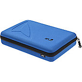 SP Storage Case Large for GoPro Cameras & Accessories Blue