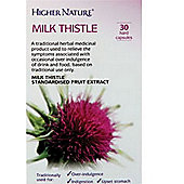 Higher Nature Milk Thistle 30 Capsules