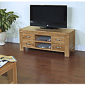 Ametis Santana Blonde Oak TV Unit