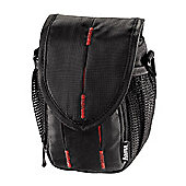 Hama 103662 Canberra 90L Camera Pouch Black/Red