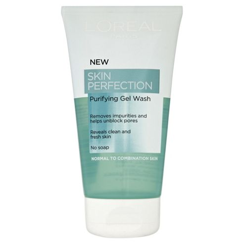 L'Oreal Paris Skin Perfection Purifying Gel Wash 150ml