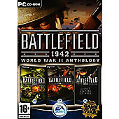 Battlefield 1942 - The World War 2 Anthology (Battlefield 1942+Secret Weapons of WWII+Road to Rome) - PC