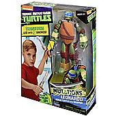 Teenage Mutant Ninja Turtles Mutations Ninja Turtles Into Weapon - Leonardo
