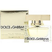 Dolce & Gabbana The One Eau de Parfum (EDP) 30ml Spray For Women