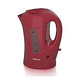 Elgento - 1.7 Litre Jug Kettle - Red
