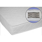 Spring Interior Bound 139x69cm Cot Bed Mattress