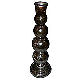 Alterton Furniture Glass Tall Candle Stand (Set of 2)