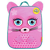Wow Packs Electronic Kids' Backpack, Pink Cutezee The Kitten