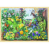 Spring Hedgerow - 200XL Piece Puzzle