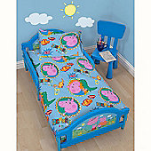 Peppa Pig George Junior Toddler Bed