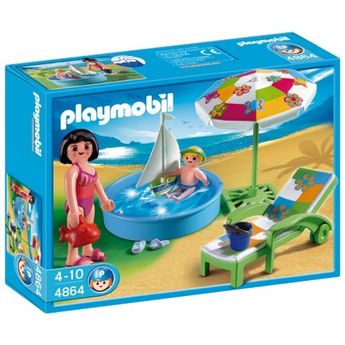 Playmobil 4864 Paddling Pool