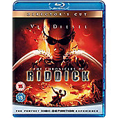 Chronicles Of Riddick Blu Ray