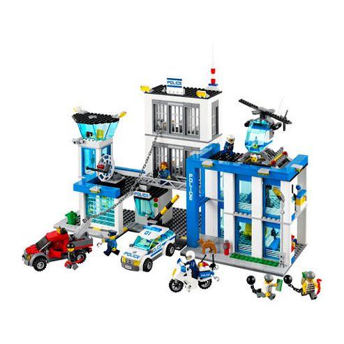 Lego City Police Station - 60047
