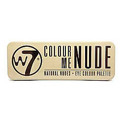 W7 In The Nude Natural Nudes Eye Colour Palette