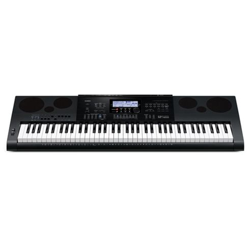 Casio WK-7600 76 Note Piano Style Keyboard