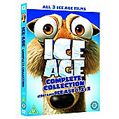 Ice Age 1-3 Collection  (DVD Boxset)