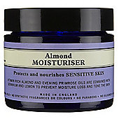 Neals Yard Remedies Almond Moisturiser 50g Cream