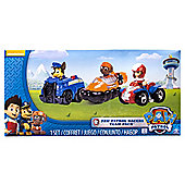 Paw Patrol Racers 3 Pack Chase/Zuma/Ryder