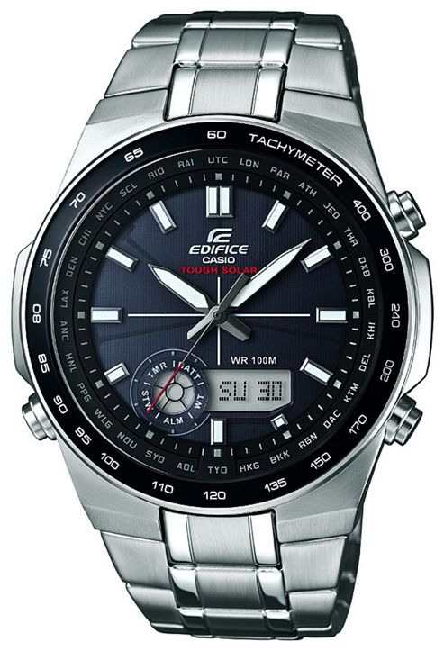 Casio Edifice Tough Solar Bracelet Watch EFA-134SB-1A1VEF
