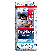 Huggies Dry Nites Pyjama Pants X9 Boy 8-15 Years