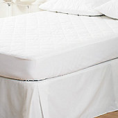 Belledorm Matt-pro Cotton Quilted Fitted Sheet - Double