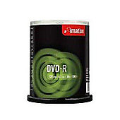 Imation 16x 4.7 GB DVD-R 100 Pack